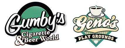 Gumby's Cigarette and Beer World - Geno's Playgrounds